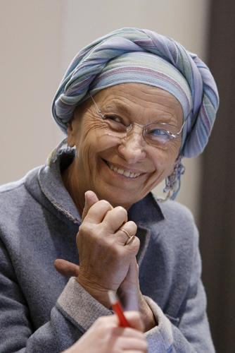 """Emma Bonino al convegno sull'eutanasia """"Liberi fino alla fine: il Parlamento si faccia vivo"""""""