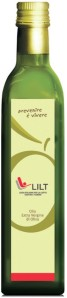 olio extravergine di oliva Lilt Taranto