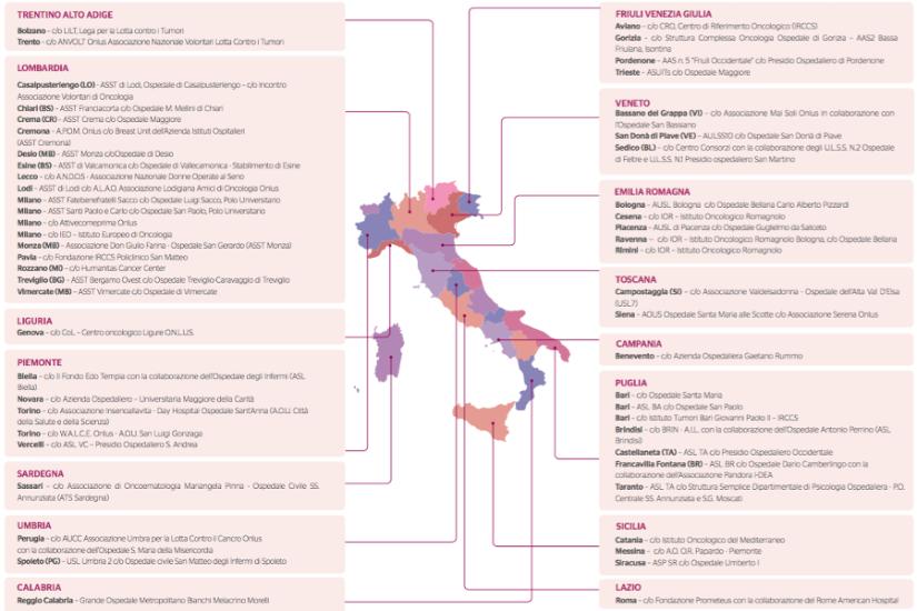 La forza e il sorriso 06 - in Italia